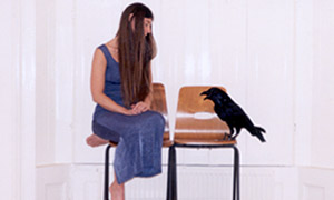 Conversation with a Raven